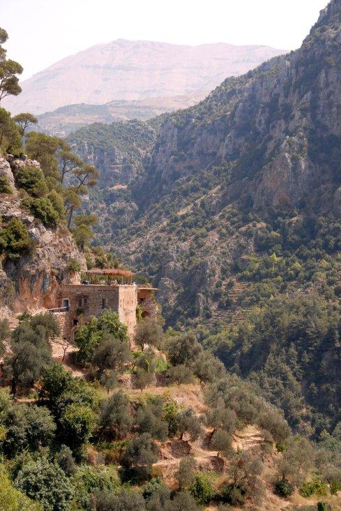 Monasterio Qannubin_Martina Waiblinger-Hani Abdul-Nour